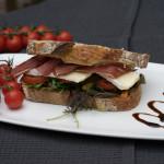 Den berømte Hotel Havana Sandwich